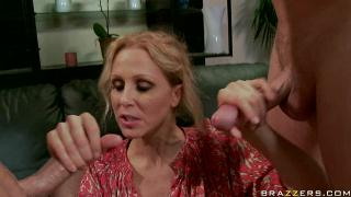 Julia Ann Welcoming Your Cock  The Building