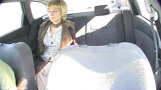 Irina TaxiSpyVideo
