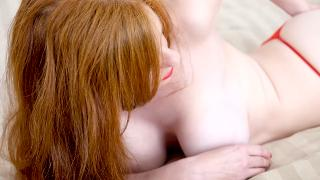 2014-07-22 6_24 Minutes Of Intense Anal Fingering In Red Str